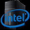 Buy Intel powered desktop pc's