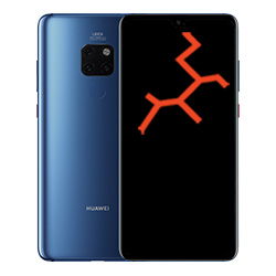 Huawei Mate 20 Touch & LCD Screen replacement