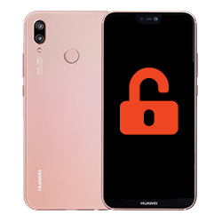 Huawei P20 lite Network Unlocking