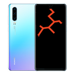 Huawei P30 Touch & LCD Screen replacement