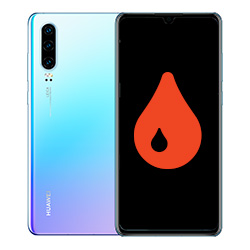 Huawei P30 Water/Liquid Damage