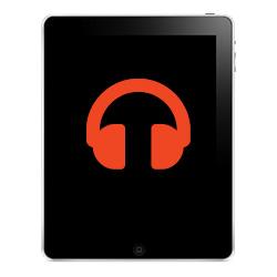 Apple iPad 1 Replacement Earphone Jack