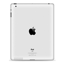 Apple iPad 2 Replacement Back Cover