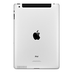 Apple iPad 3 Replacement Back Cover