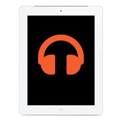 Apple iPad 4 Replacement Earphone Jack