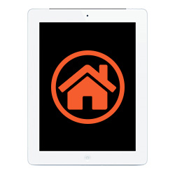 Apple iPad 4 Replacement Home Button