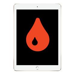 iPad Air 2 Water/Liquid Damage