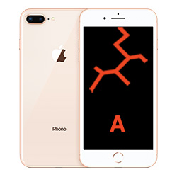 iPhone 8 Plus Grade A Touch & LCD Screen Replacement