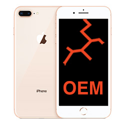 iPhone 8 Plus OEM Touch & LCD Screen Replacement