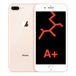 iPhone 8 Plus Grade A+ Touch & LCD Screen Replacement