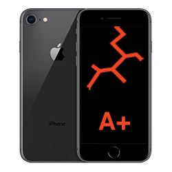 iPhone 8 Grade A+ Touch & LCD Screen Replacement