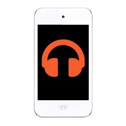 Apple iPod Touch 4 Earphone Jack
