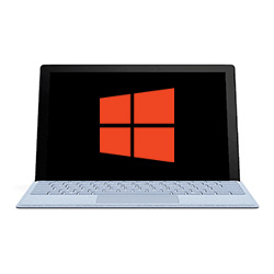 Microsoft Surface tablet Windows Reinstall