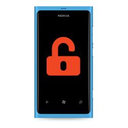 Nokia Lumia 800 Network Unlocking