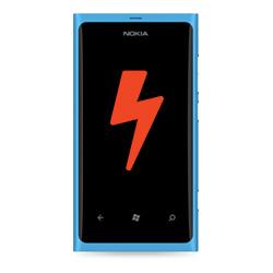 Nokia Lumia 800 Charging Dock USB Connector