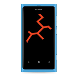 Nokia Lumia 800 Touch & LCD Screen replacement