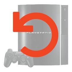 Sony Playstation 3 System Restore