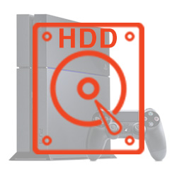 Sony Playstation 4 Replacement Hard Drive & System Reload