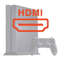 Sony Playstation 4 Replacement HDMI Port