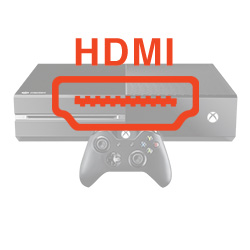 Microsoft Xbox One Replacement HDMI Port
