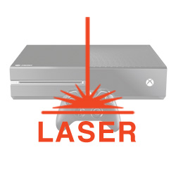 Microsoft Xbox One DVD Laser Replacement